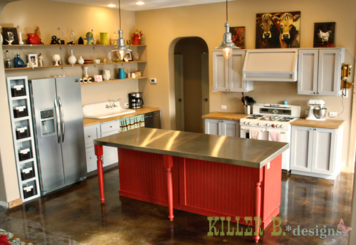 How To Build Your Own Kitchen Cabinet Base Plans From Ana White.com