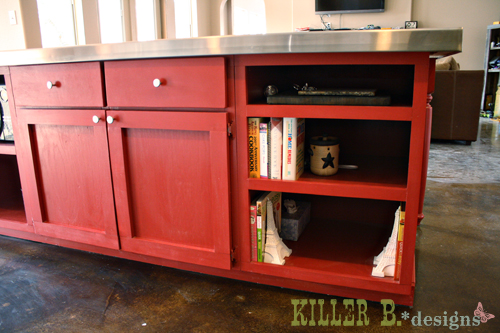 Awesome How To Build Your Own Kitchen Cabinet Base Plans From Ana White.com