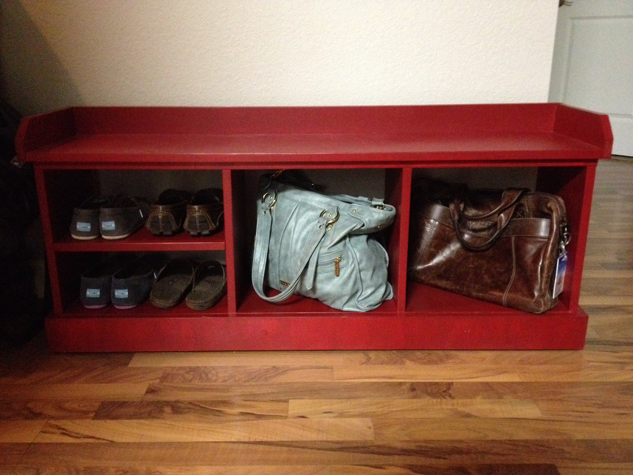ana white entryway bench diy projects