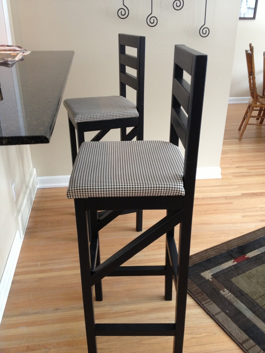 Ana White Extra Tall Bar Stool Diy Projects
