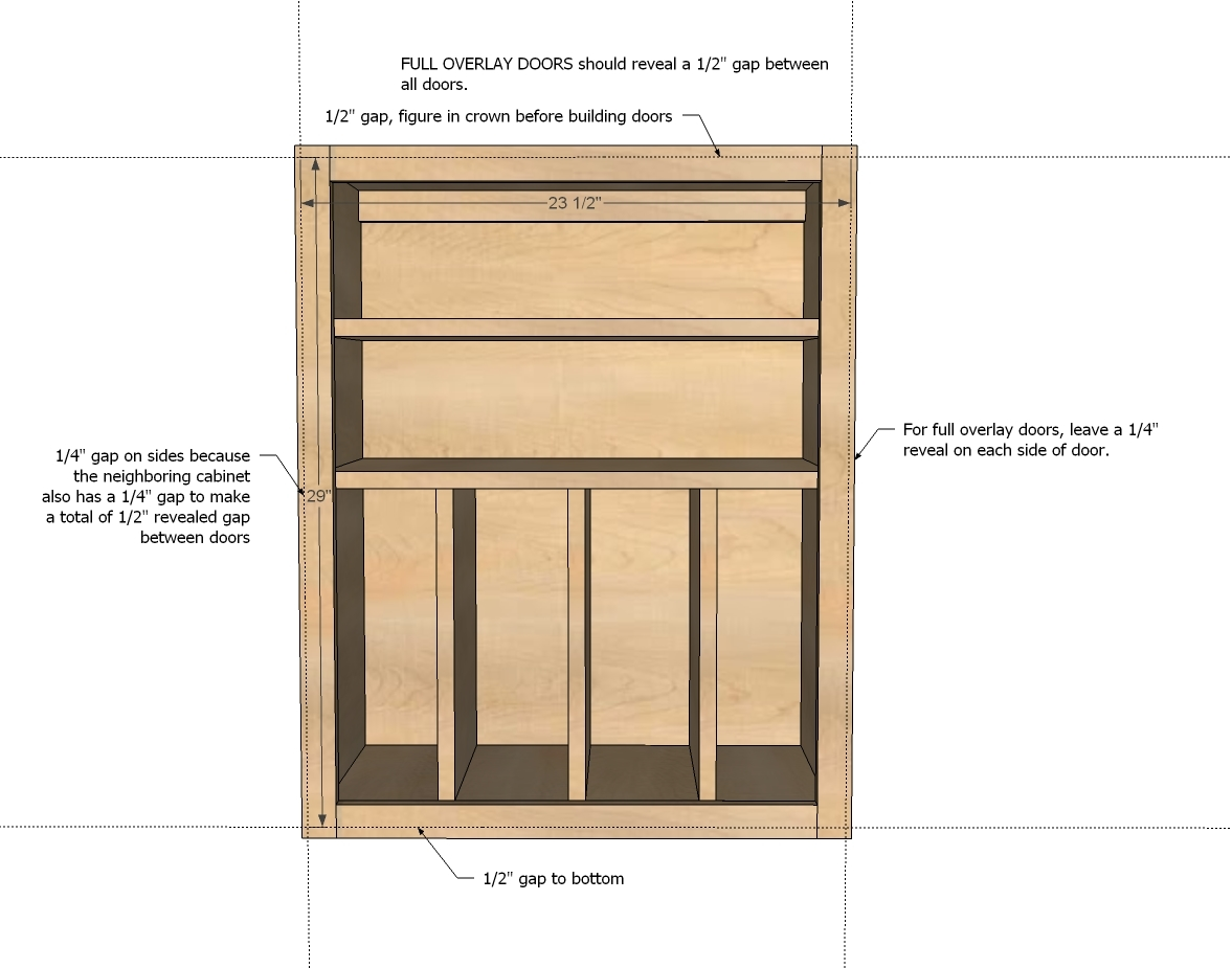 kitchen cabinets plans white wall kitchen cabinet basic carcass plan diy 21012