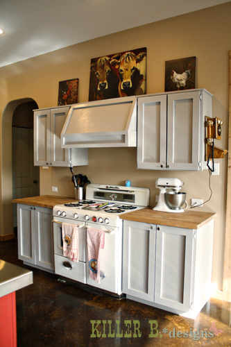 How To Build Your Own Kitchen Wall Cabinets Free Easy Tutorial From Ana White