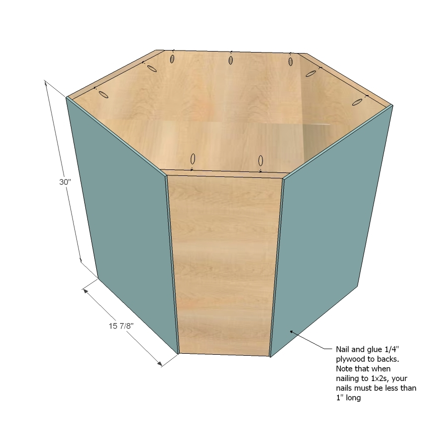 Making A Wall Cabinet Ana White Wall Kitchen Corner Cabinet Diy Projects