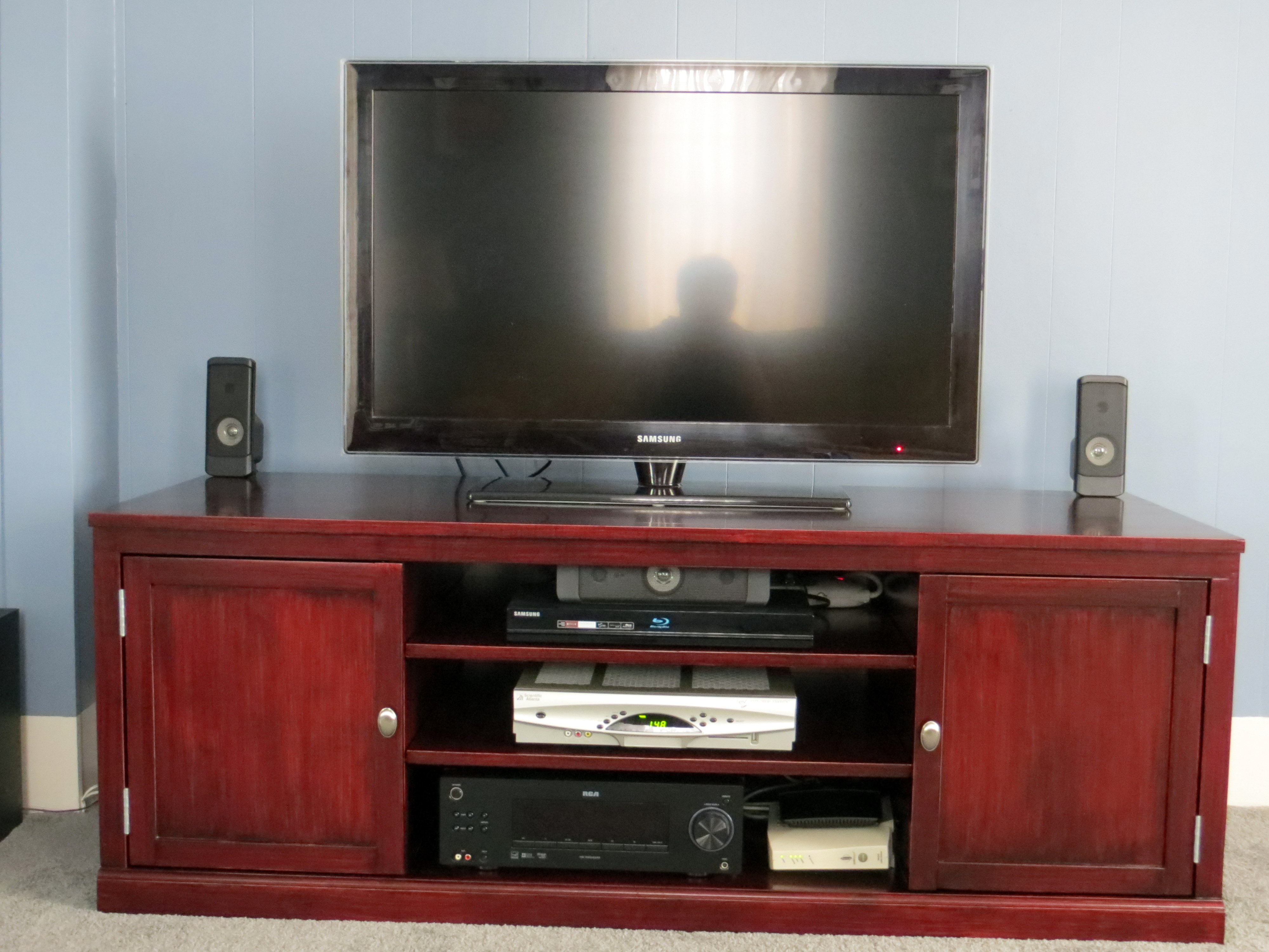 Ana White Tv Entertainment Center Diy Projects