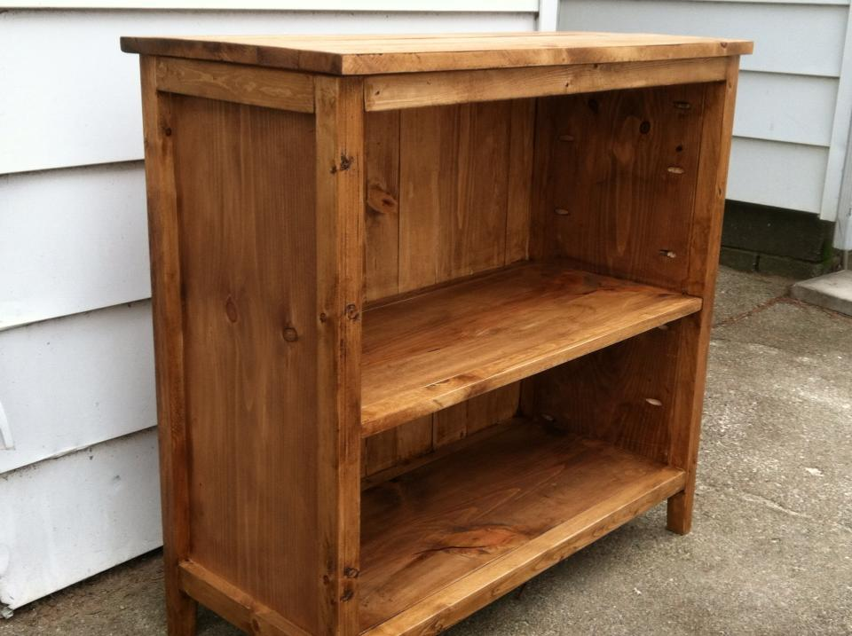 ana white customized kentwood bookshelf diy projects