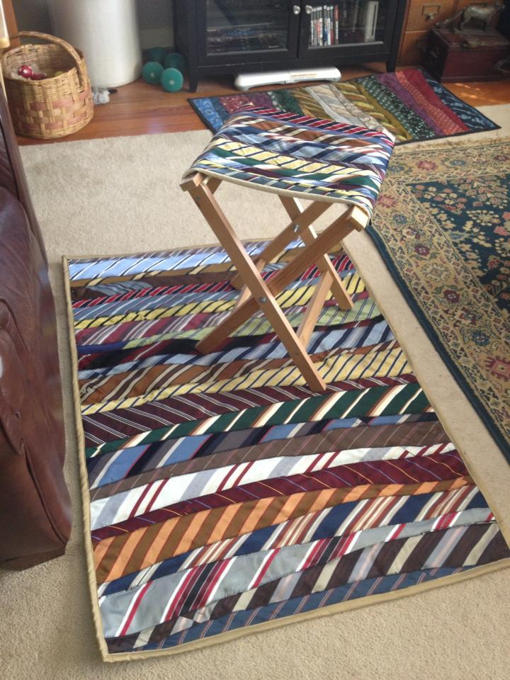 Ana White Necktie Folding Stool Diy Projects