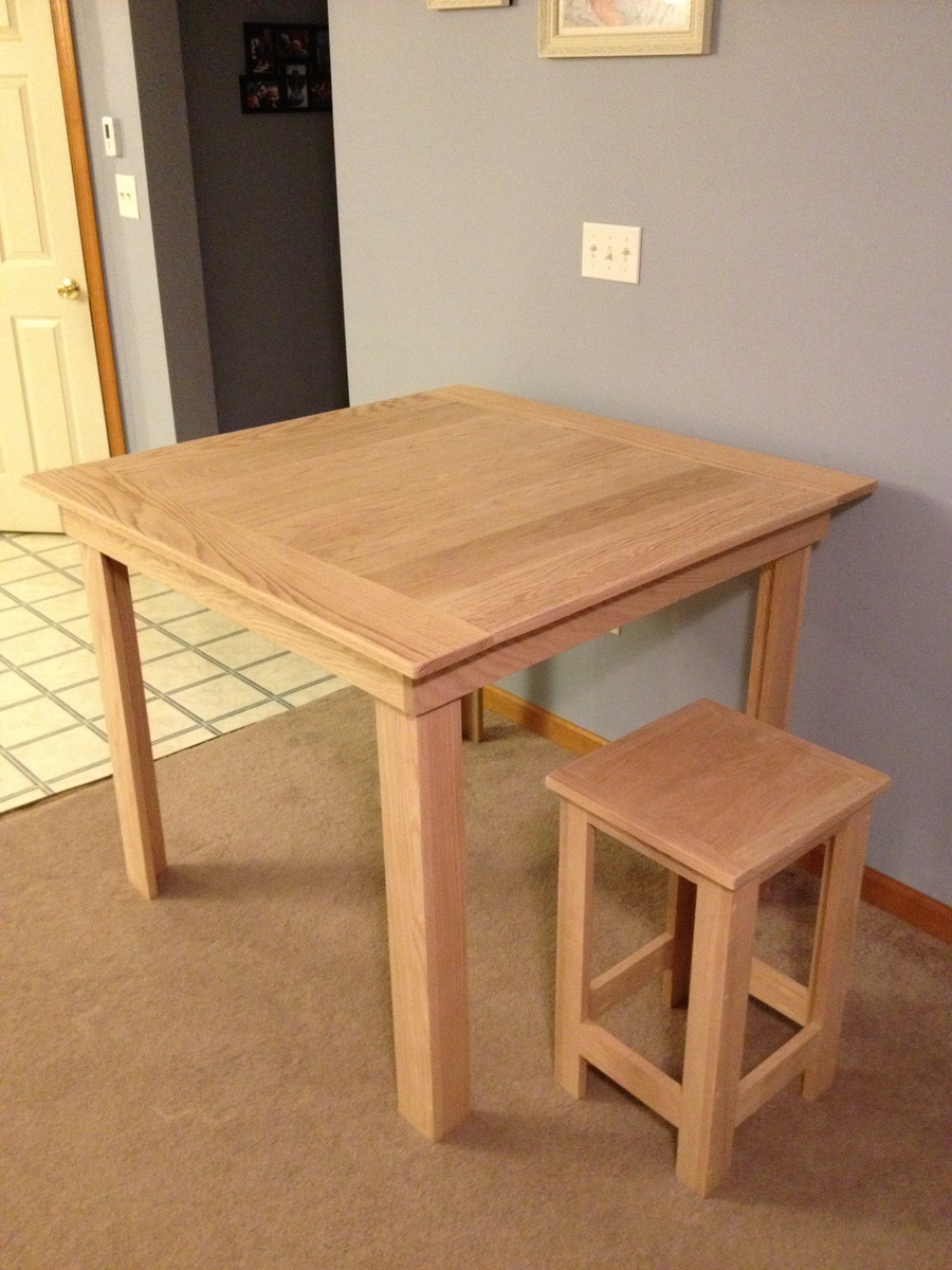 Ana White Counter Height Pub Table - DIY Projects