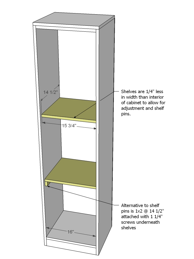 Kid Woodworking Projects Free Wooden Storage Shelf Plans