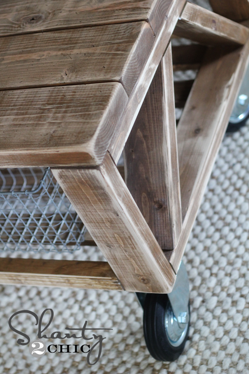ana white triple truss coffee table diy projects