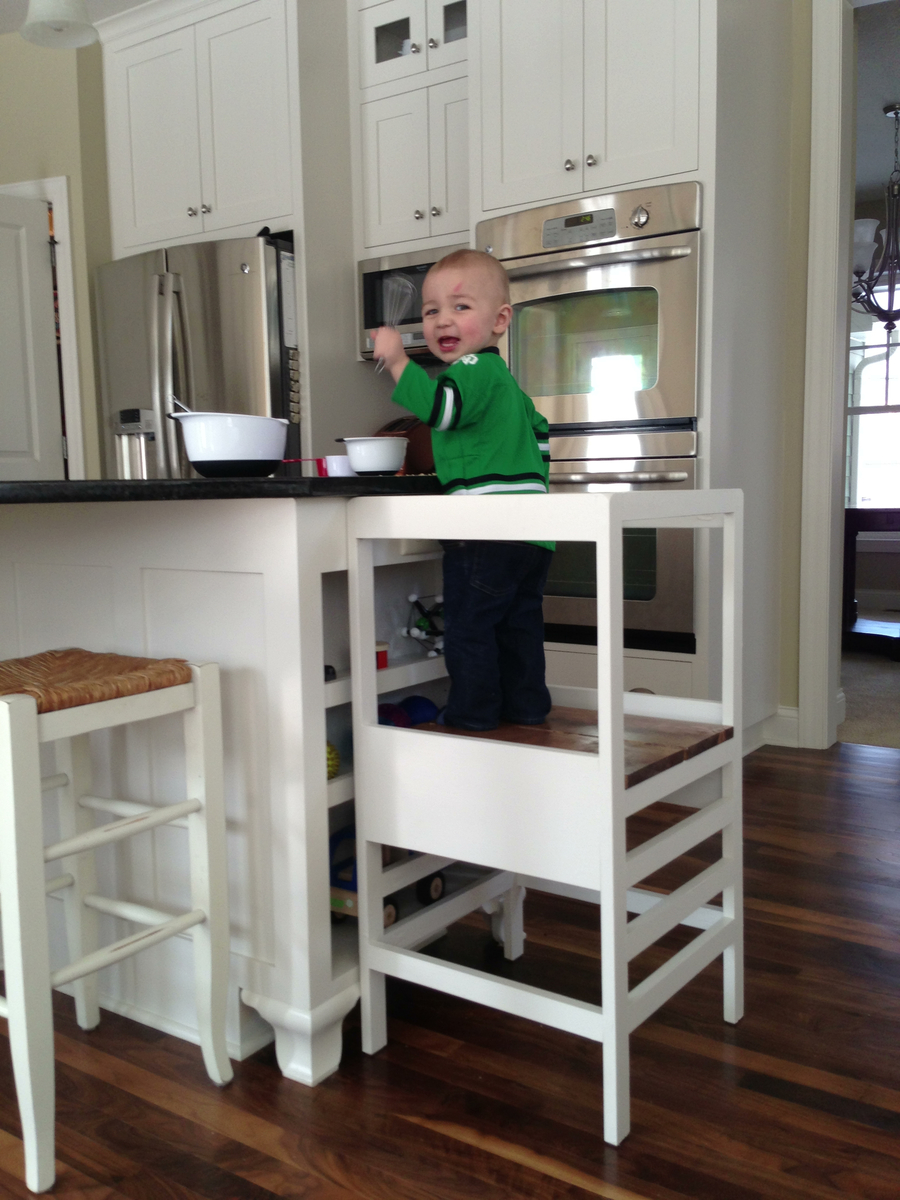 Ana White Simple Under Counter Helper Tower Diy Projects