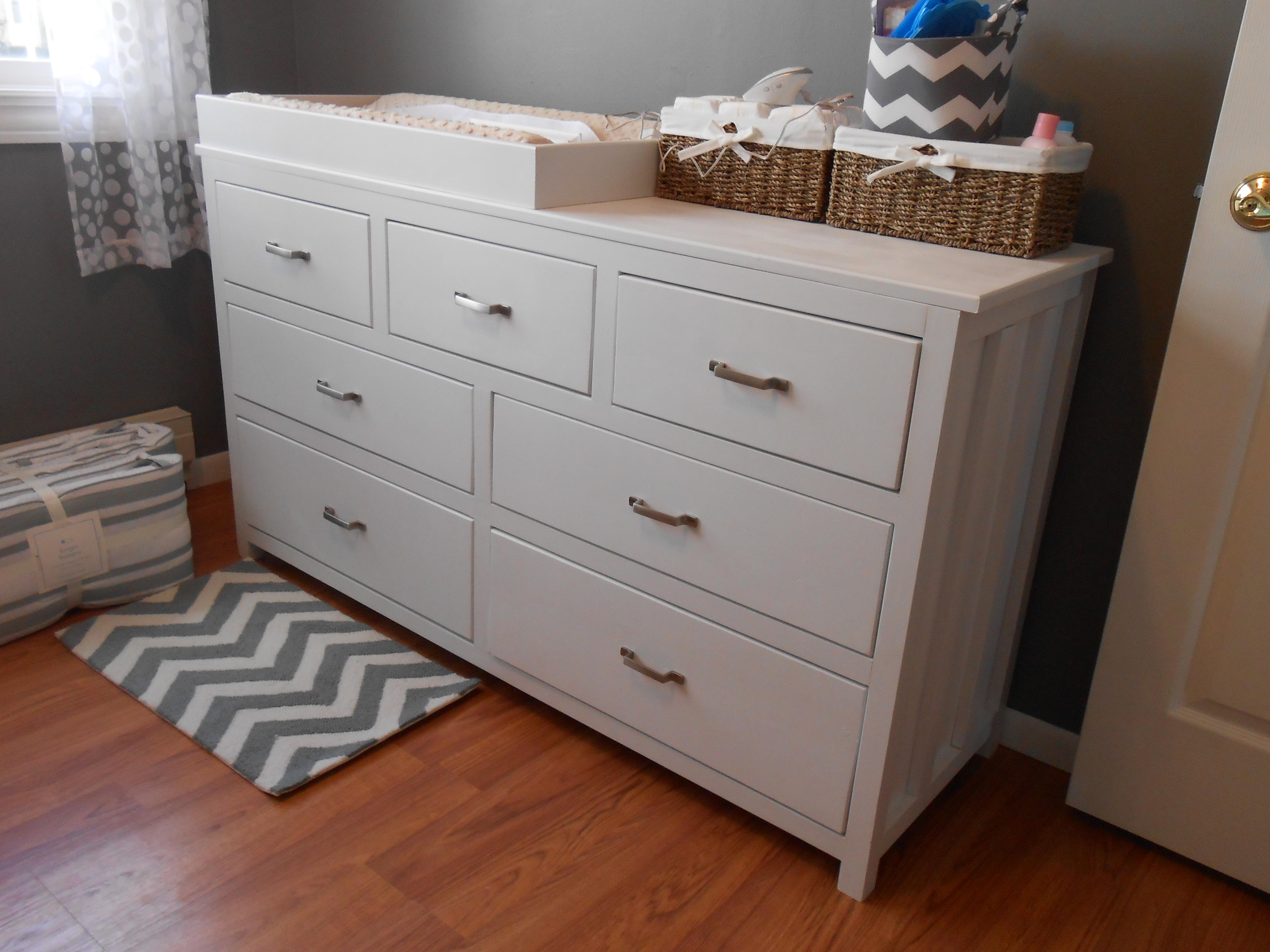 Nursery Dresser Ana White