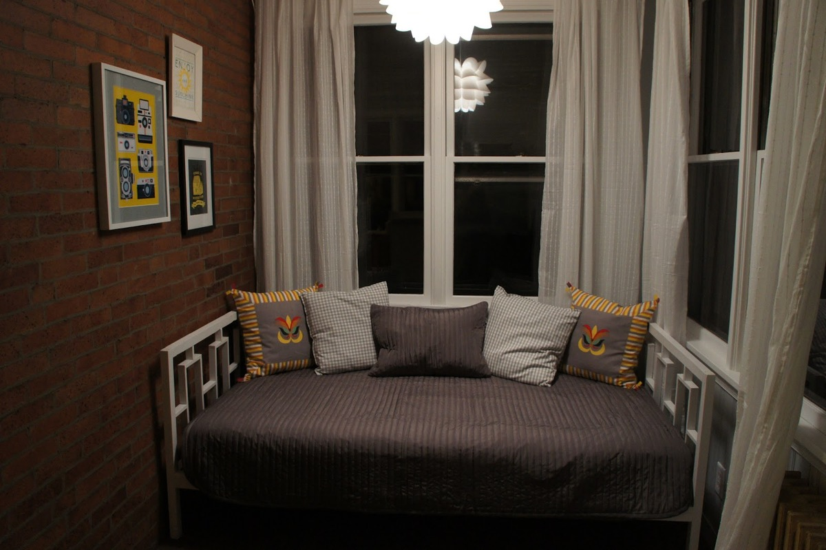 Ana White West Elm Rectangles Daybed Diy Projects