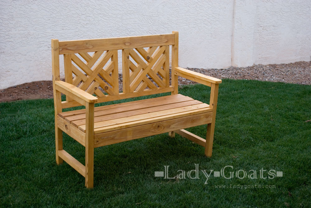 Wood Bench Ideas Part - 31: Ana White