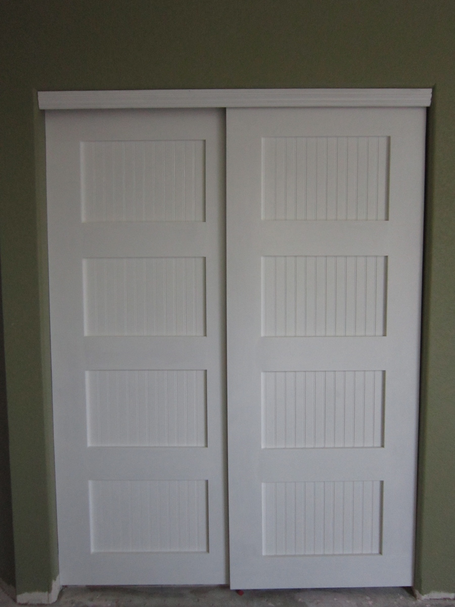 Bypass Bedroom Closet Doors Home Decor