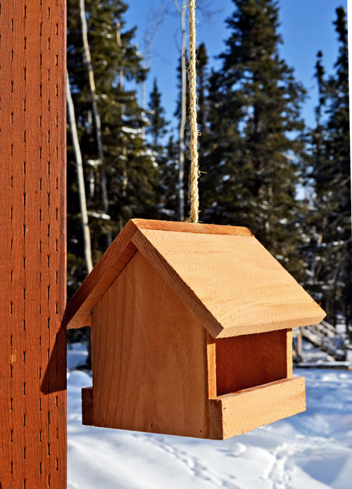 building the plans end hopper feeders feeder birdfeeder bird attach free frame easy instructions pieces by step