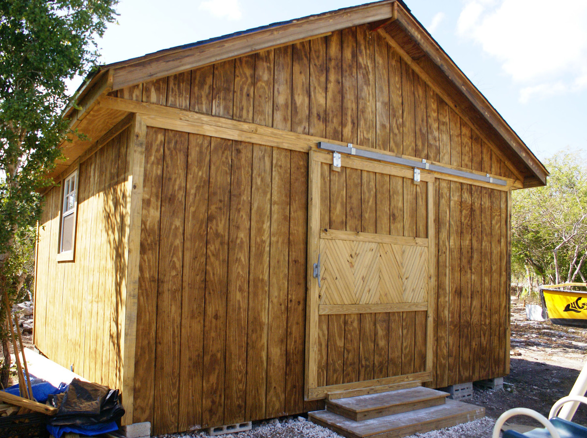 Stas get loafing shed plans online for Diy garden shed