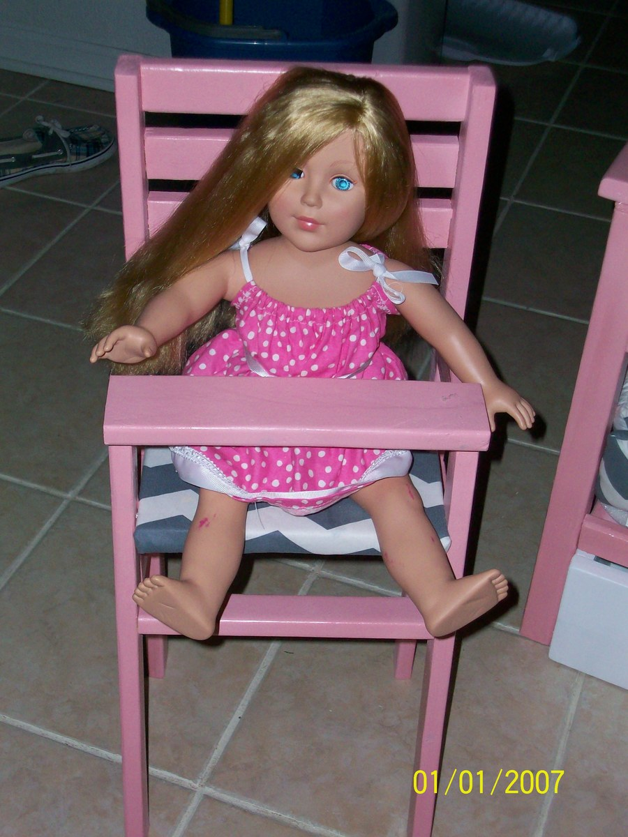 Ana White American Girl Doll Diy Projects
