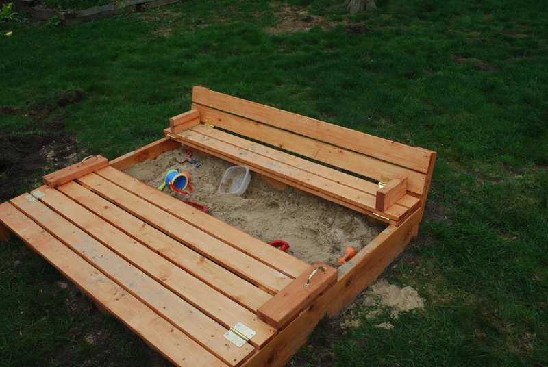 Sandbox Design Ideas awesome diy sandbox design with cool bench seating An Error Occurred