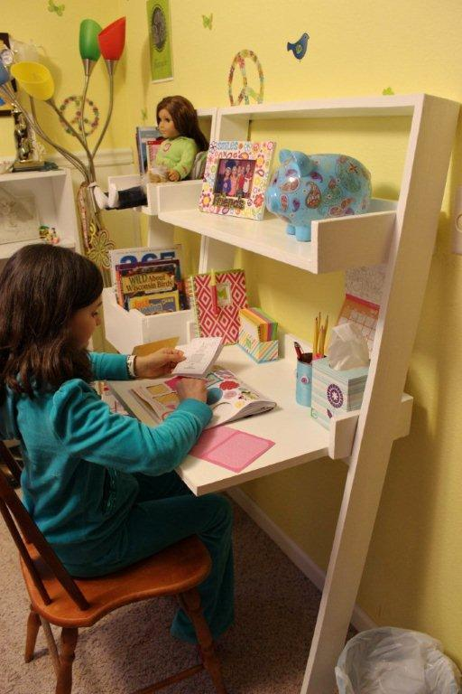 Additional Photos About This Project I Found The Little Sloane Desk