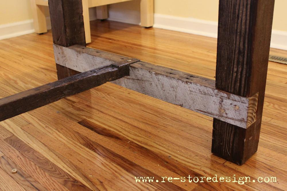 Additional Photos: - Ana White Reclaimed Wood Farm Table - DIY Projects