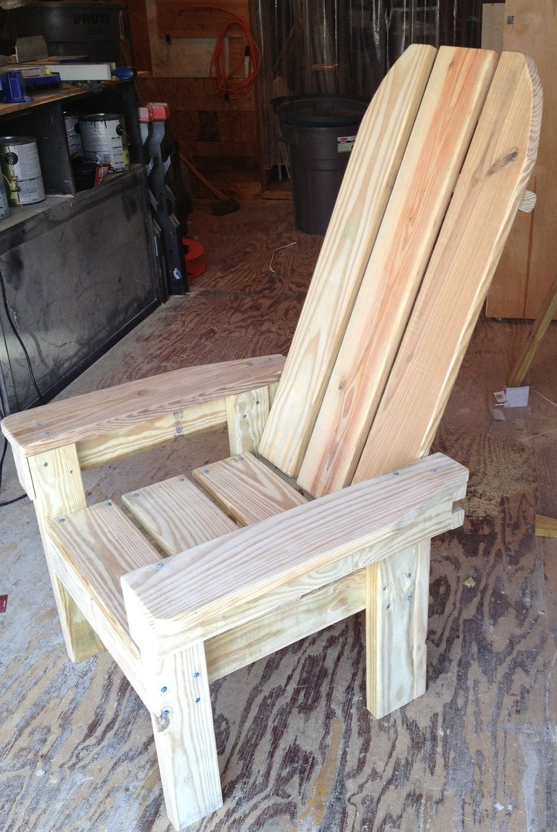 Ana white adirondack chairs diy projects adirondack chairs solutioingenieria Images