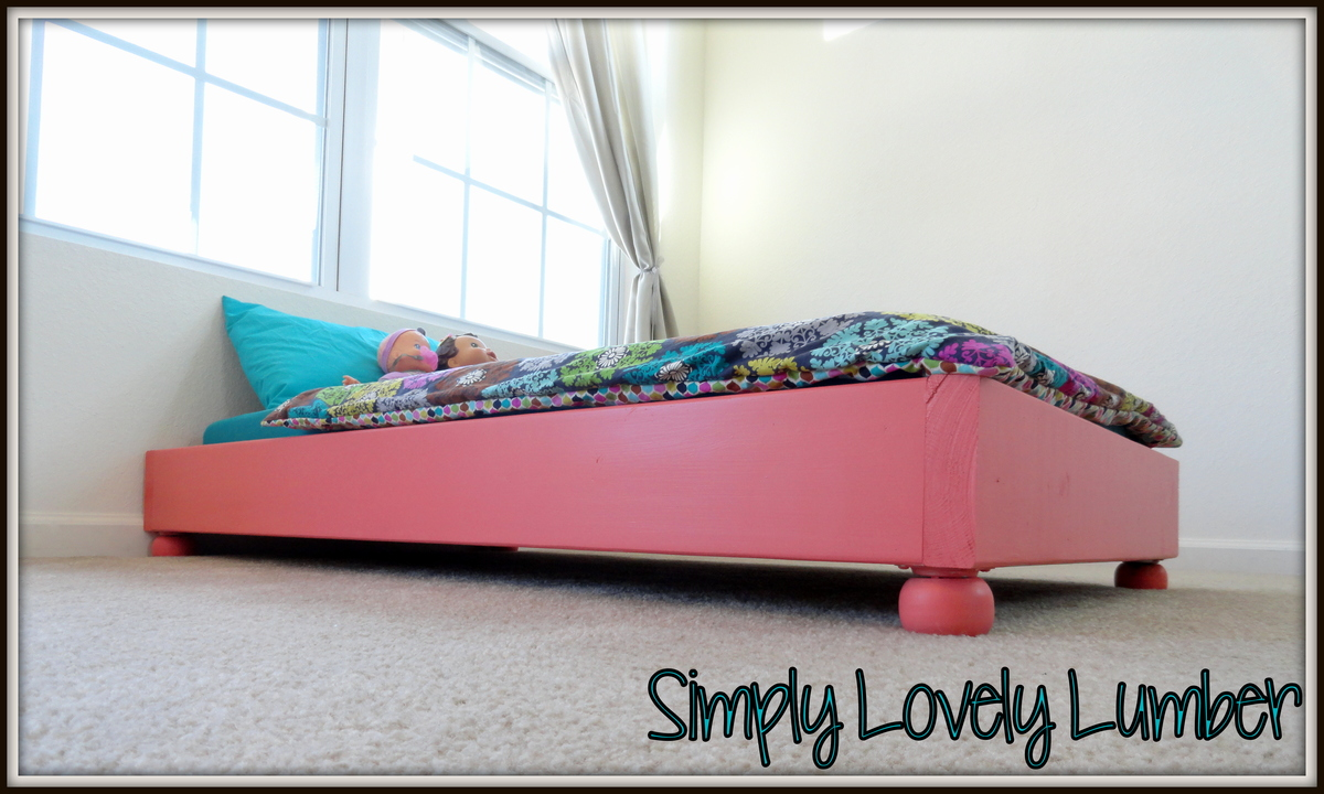 diy twin platform bed platform toddler bed build platform bed