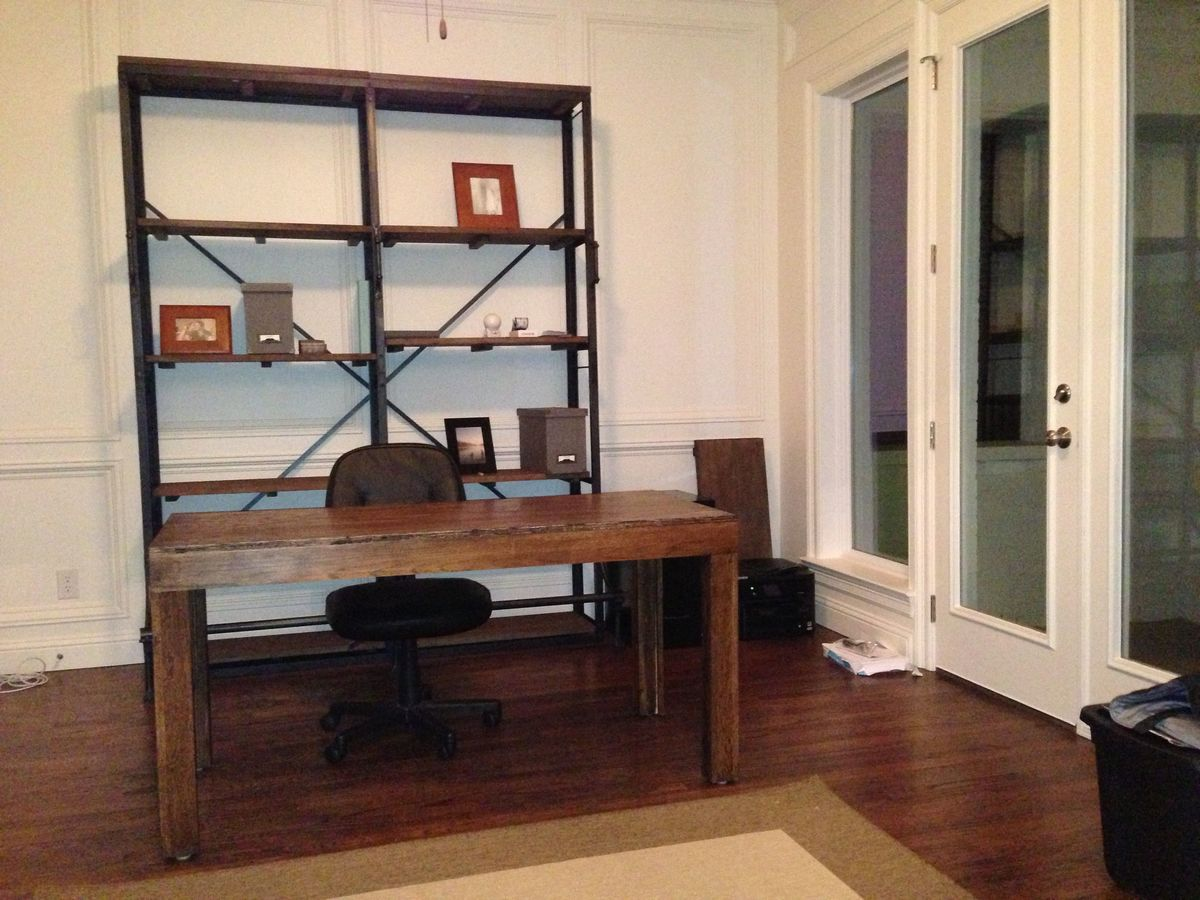 Ana White Parsons Desk Diy Projects