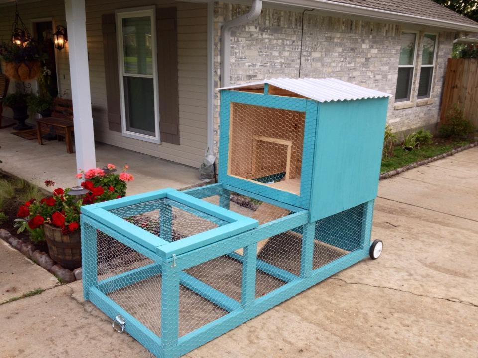 ana white chicken tractor diy projects