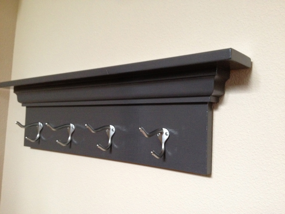 Ana White Simple Coat Rack Diy Projects