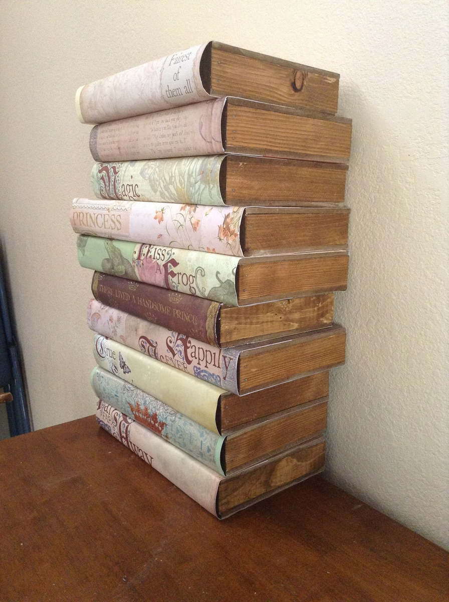 Ana White Floating Book Shelves Diy Projects