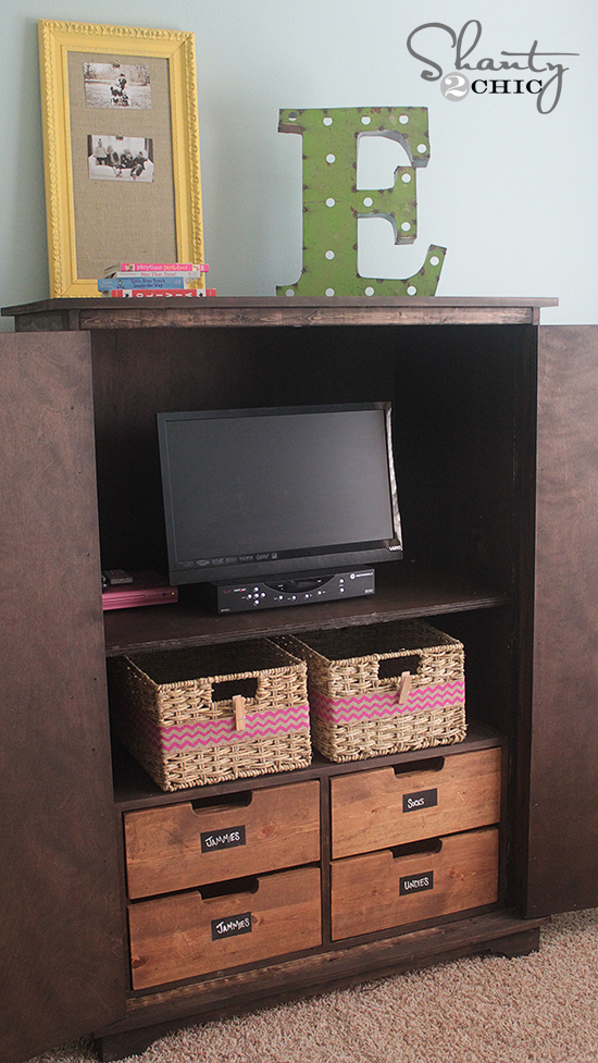 Toy Or TV Armoire
