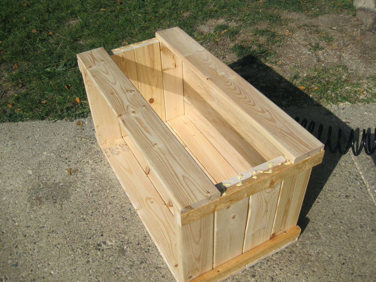 Download Wooden Chest Diy PDF Free Tool