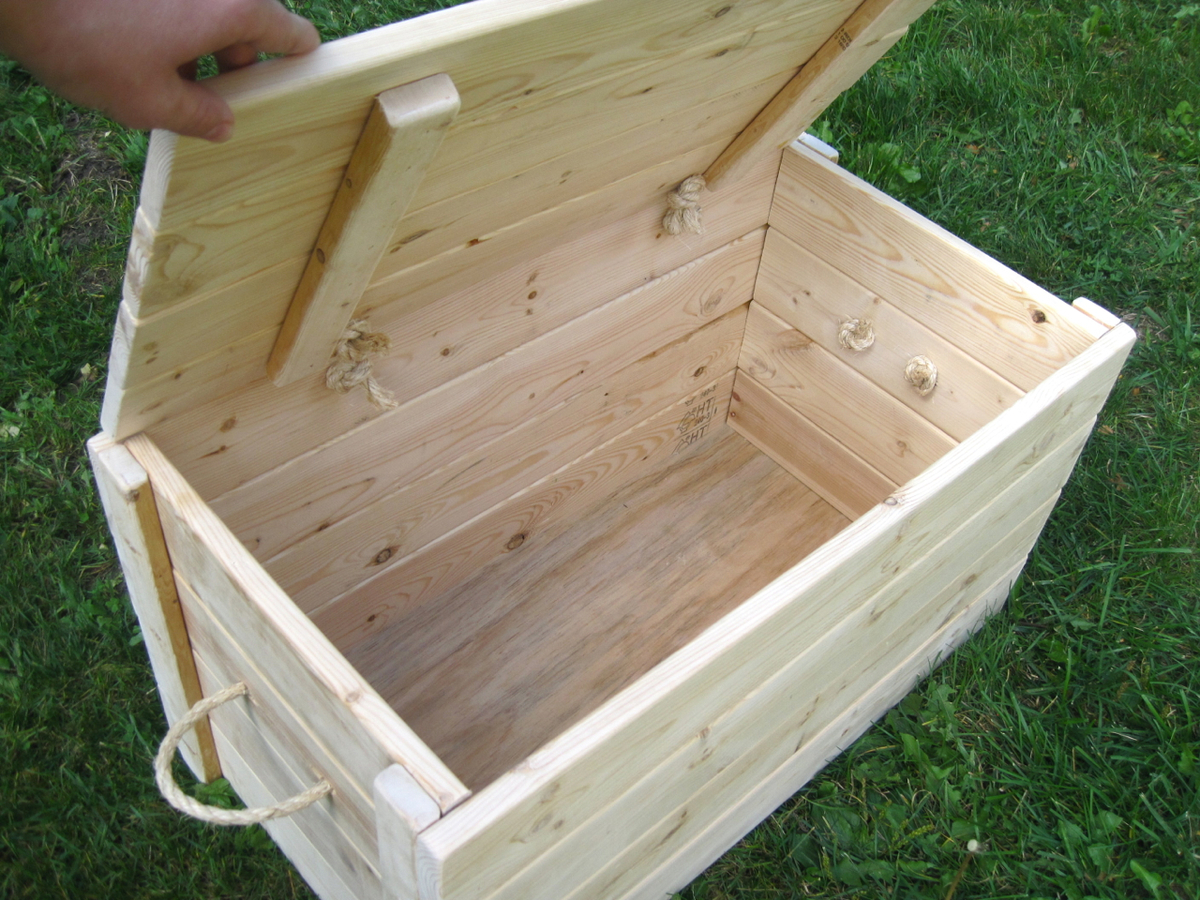 diy simple toy box | Quick Woodworking Projects