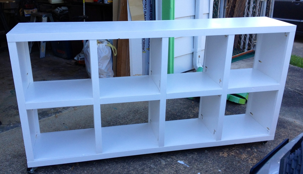 Ana White 2x4 Cubby Diy Projects