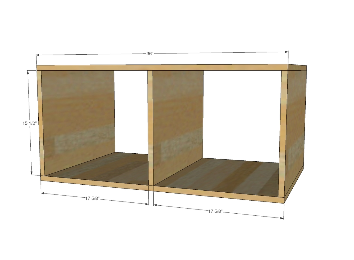 how to build cabinets out of plywood