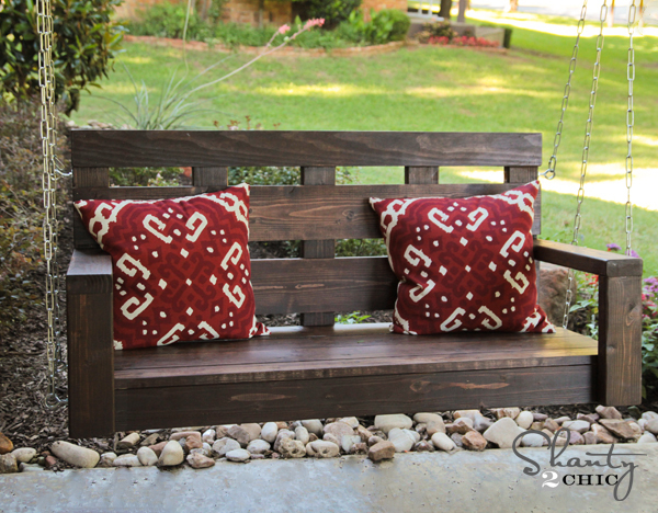 Ana white shanty2chic porch swing diy projects weve got new plans for you to make your own porch swing solutioingenieria Images