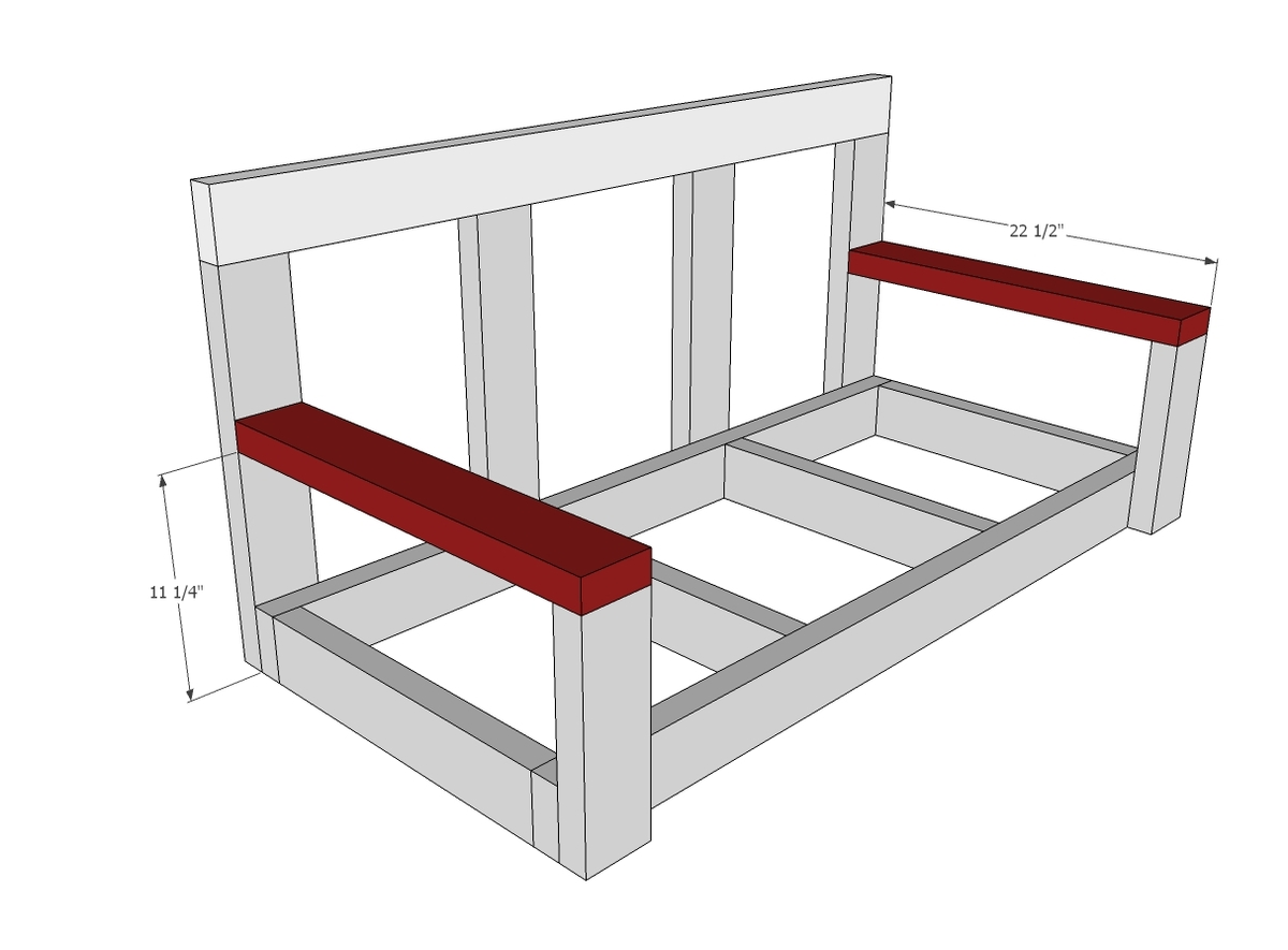 Porch Swing Diagrams - Block And Schematic Diagrams •