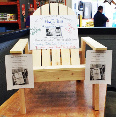 Ana white home depot adirondack footstool diy projects home depot adirondack footstool solutioingenieria Gallery
