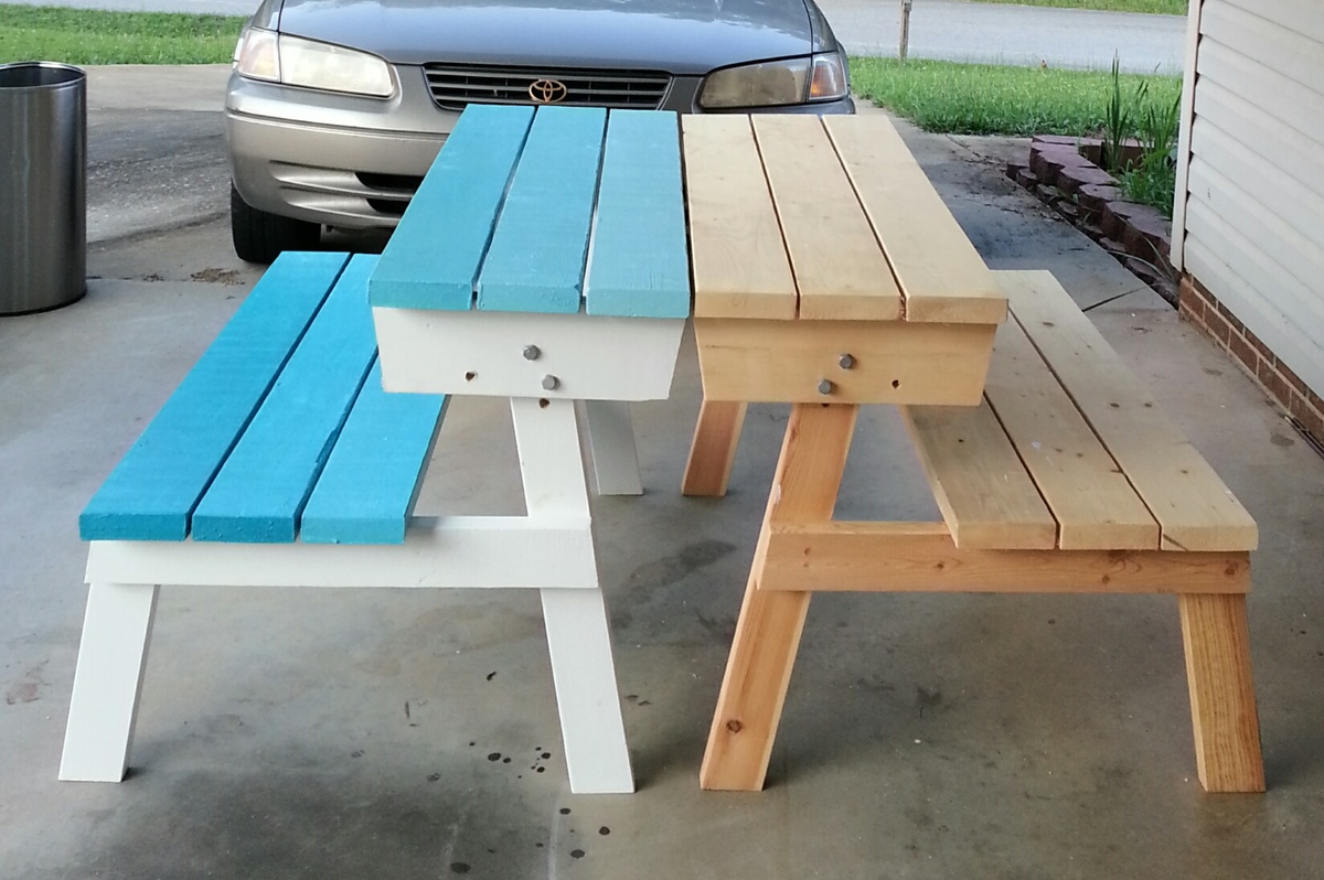 convertible bench picnic table Ana White | Convertible picnic table   DIY Projects convertible bench picnic table