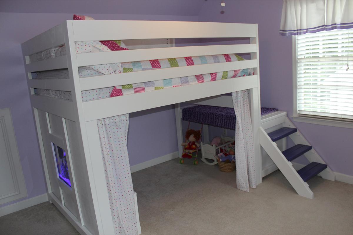 Loft Bed Ana White