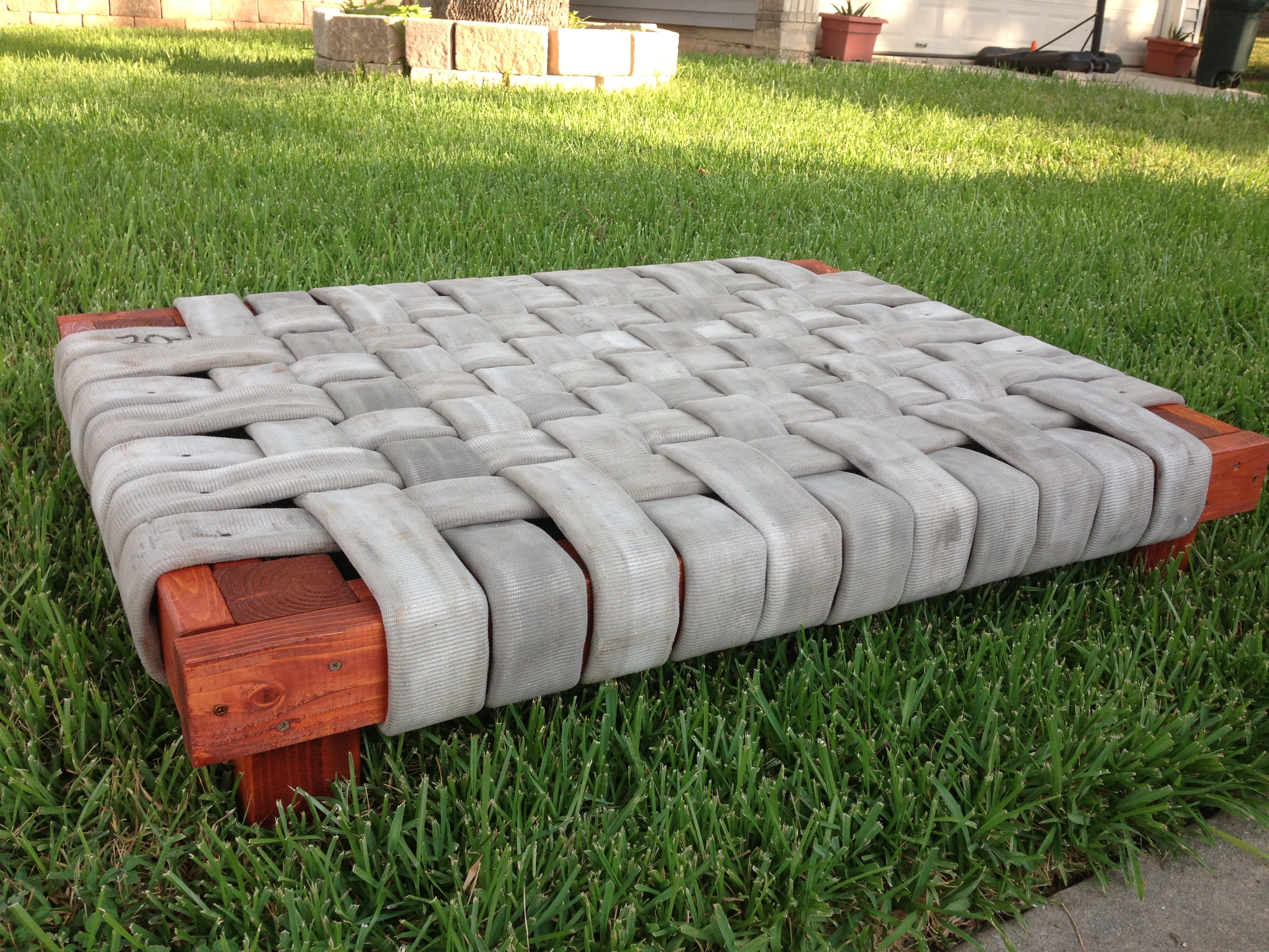 Diy Couch Dog Bed