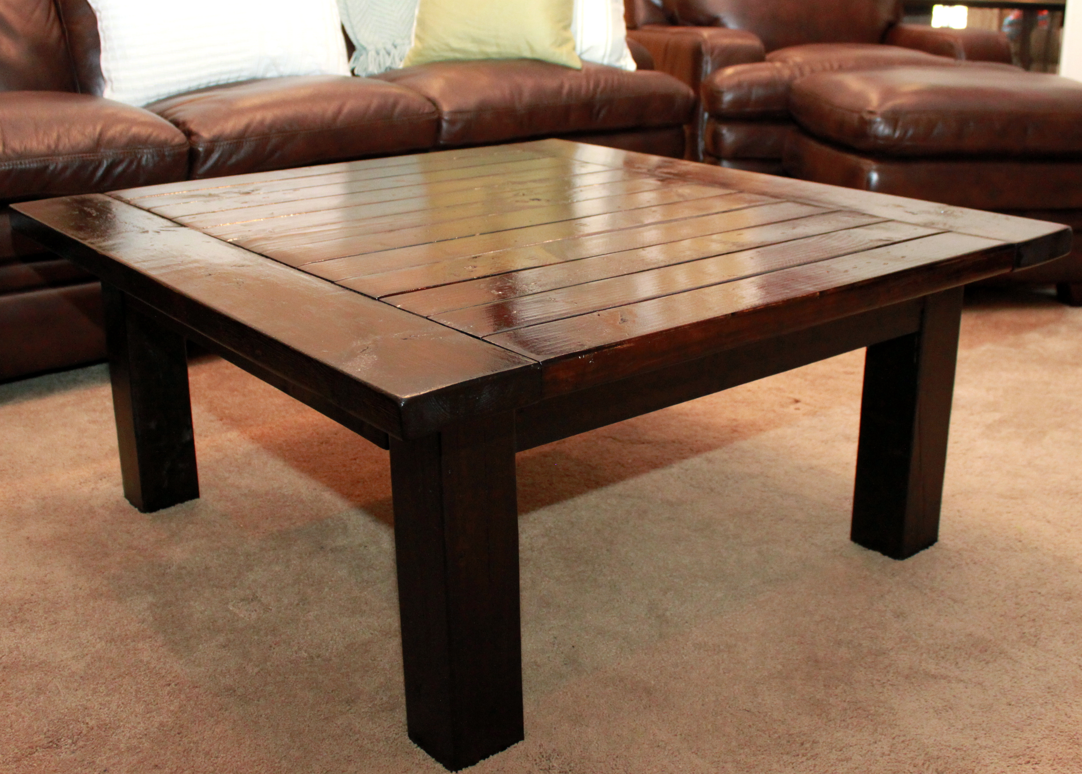 The Tryde Coffee Table Do It Yourself Home Projects From Ana White