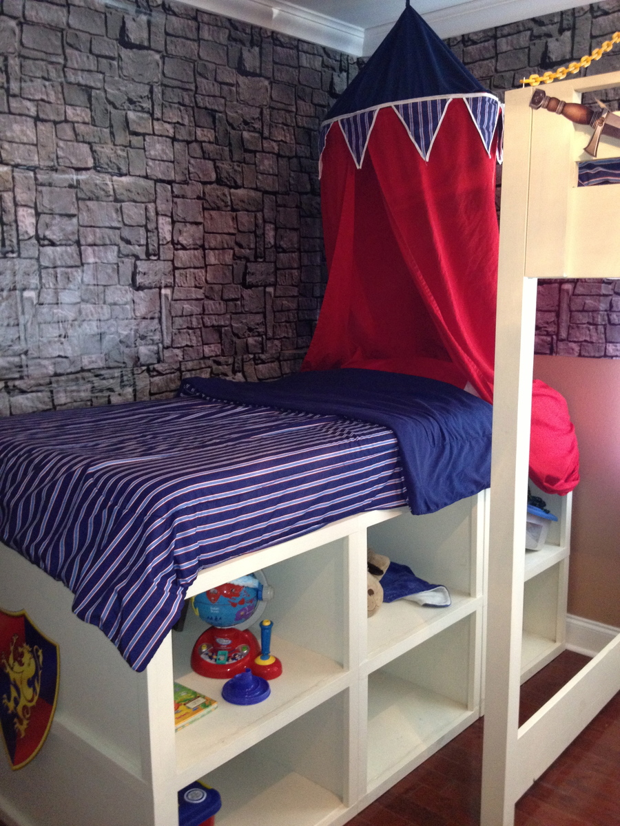 Ana White Loft Bed And Daybed Combinations Diy Projects