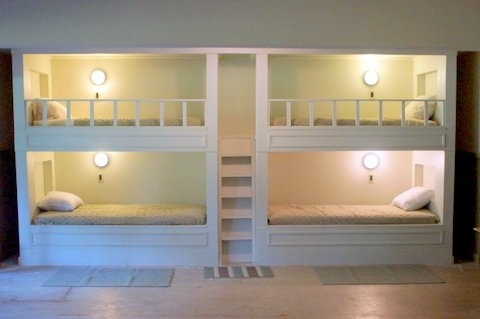 Ana White Quad Bunkbeds Diy Projects