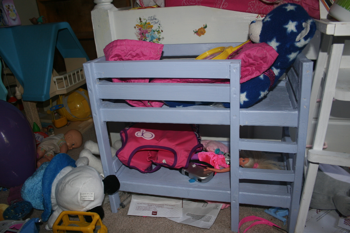 Ana White Teddy Bear Bunk Beds Diy Projects