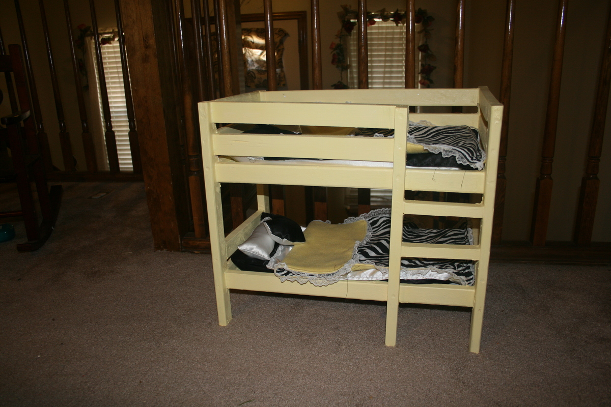 Picture of: Teddy Bear Bunk Beds Ana White