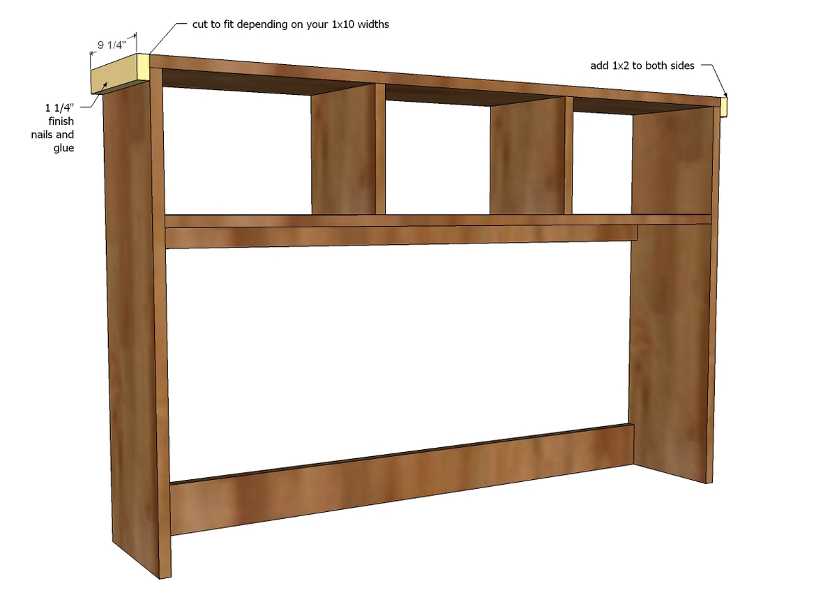 build step how desk by building furniture to simple a howtospecialist finishes