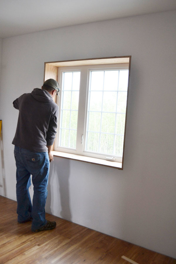 Window Jamb Extensions Ana White