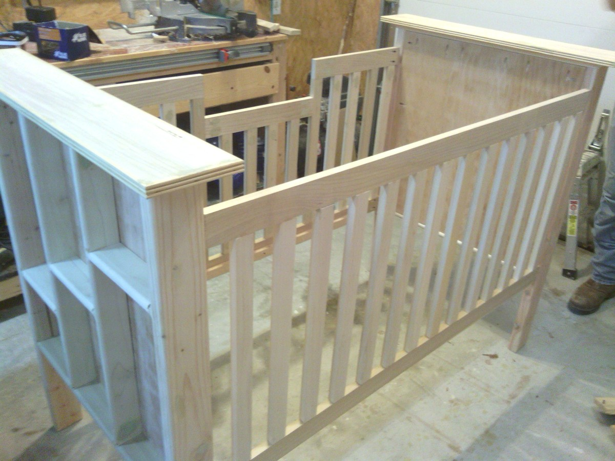 Awesome Plans To Build A Bassinet  House Design And Decorating Ideas