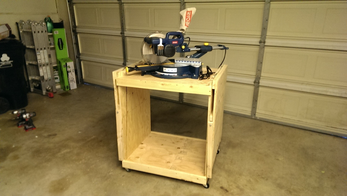 Miter Saw Table Plans Lovely Woodworking Projects Using A Miter Saw
